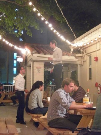 Massimo Photo De Bikini Hostel Cafe Beer Garden Miami Beach Tripadvisor