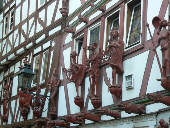Limburg, Alemania: House of Seven Deadly Sins