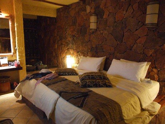 Hotel Xaluca Dades : La camera