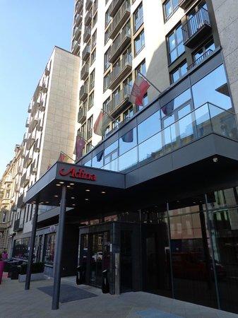 Adina Apartment Hotel Frankfurt Neue Oper: Fachada principal