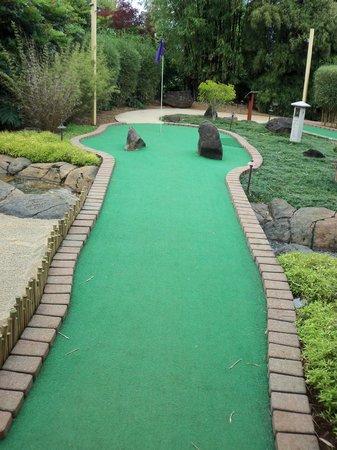 Kauai Mini Golf: Manicured