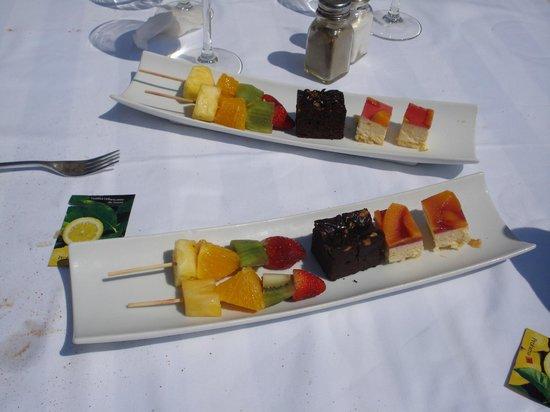 L'Arrosseria del Terramar: Dessert