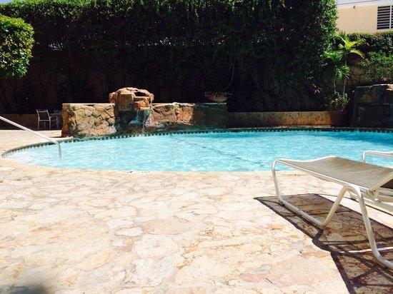 Doubletree by Hilton San Juan: Pool Area...