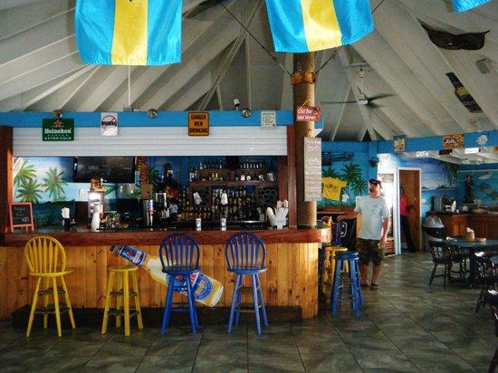 Hideaways at Palm Bay: Restaurant/bar