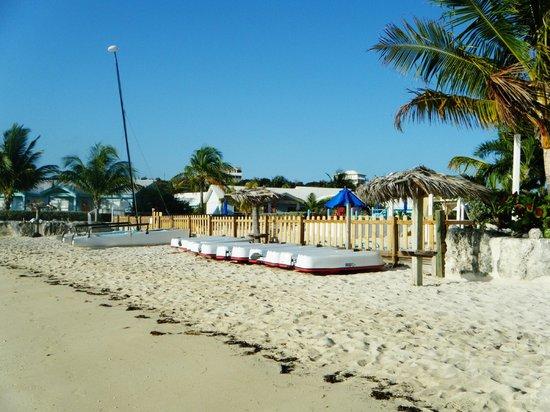 Hideaways at Palm Bay: Beach at Hideaways