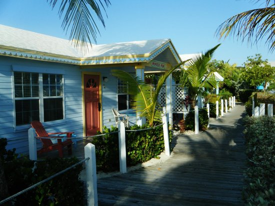 Hideaways at Palm Bay : Cottages