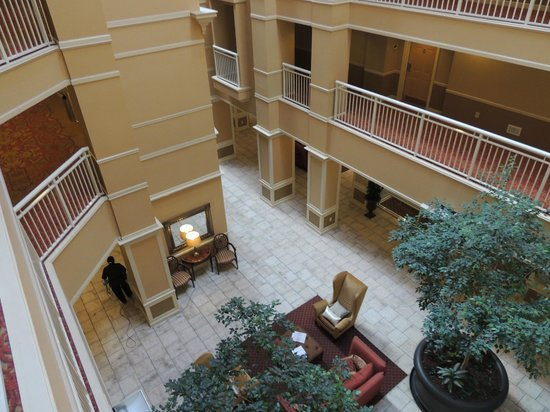 Wyndham Old Town Alexandria : Lobby Area