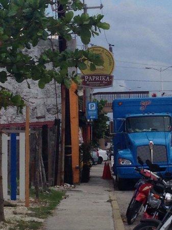 Paprika Mexican & Caribbean Cuisine: En paprikas!