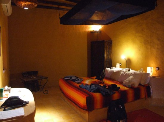 Kasbah Hotel Tombouctou: Camera