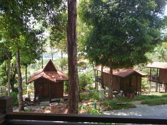Berjaya Langkawi Resort - Malaysia: View from our room 4101
