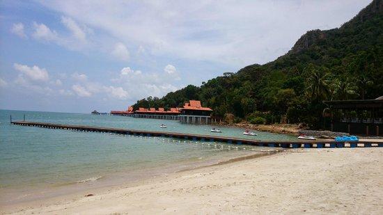 Berjaya Langkawi Resort - Malaysia: Own private beach