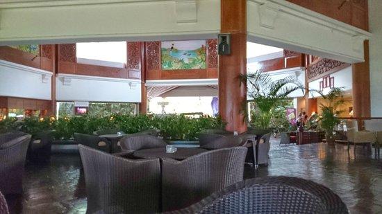 Berjaya Langkawi Resort - Malaysia: Main entrance to resort