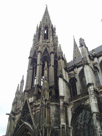 Cathedrale Notre-Dame de Rouen: Notre Dame de Rouen