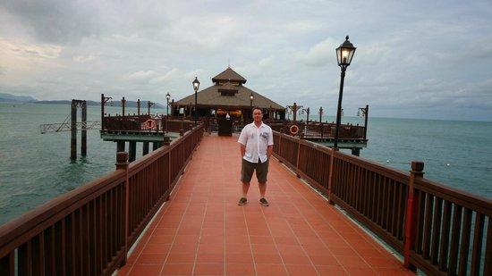 Berjaya Langkawi Resort - Malaysia: Thai restaurant