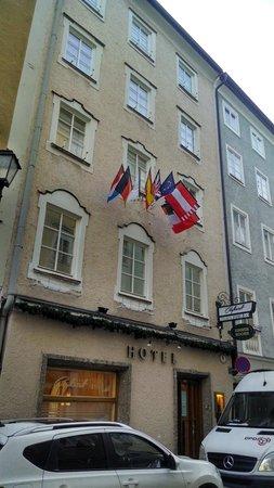 Cityhotel Trumer Stube: Hotel Exterior
