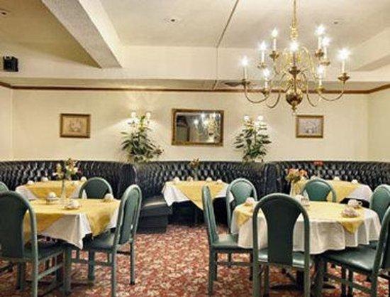 Days Inn New Stanton PA: BT Spritzers Restaurant