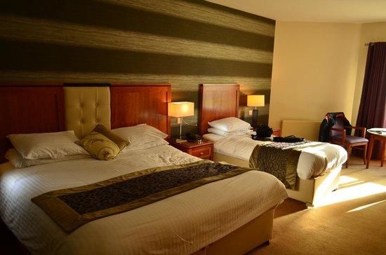 Brook Lane Hotel: Guest room