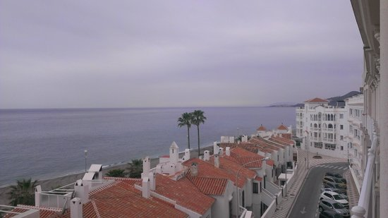 Hotel Perla Marina: view from room right
