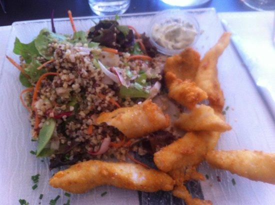 Le Bocal Restaurant: Fish & Chips