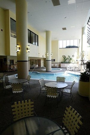 Holiday Inn St. Paul-I94-East (3M Area): Indoor Pool