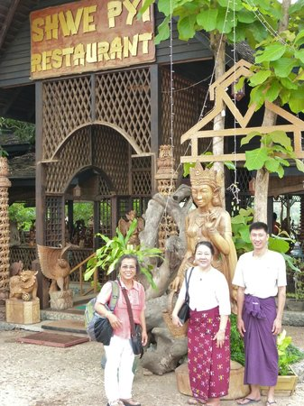 Winner Inn: We took a ride to this fabulous restaurant