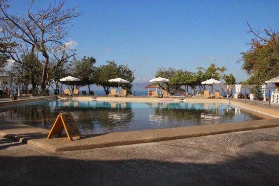 Kayangan Lake From Coron Island Tour Picture Of Club Paradise Palawan Dimakya Island