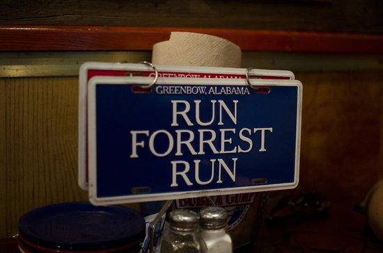 Bubba Gump Shrimp Co: Run Forrest Run