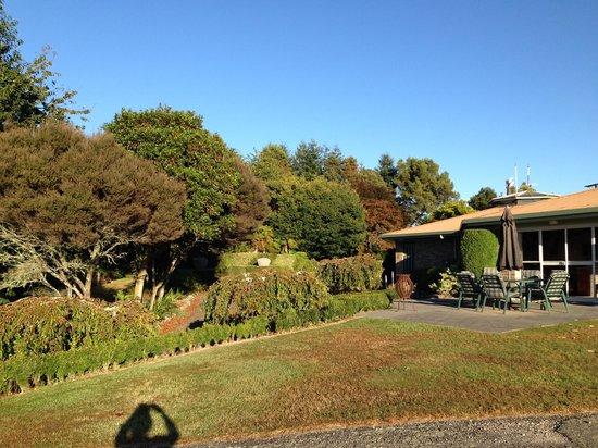Doolan's Country Retreat: Outdoor terrace