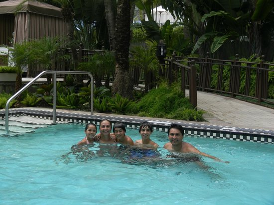 National Hotel Miami Beach: PISCINA ESPECTACULAR!!!!