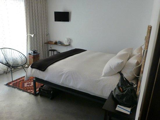 El Hotelito: Habitación