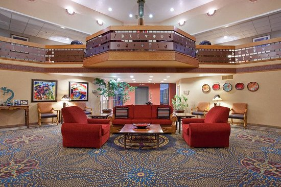 Holiday Inn Express Mesa Verde-Cortez: Welcome!!