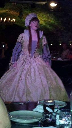 Medieval Banquet: Singing