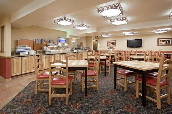 Holiday Inn Express Mesa Verde-Cortez: Breakfast Area