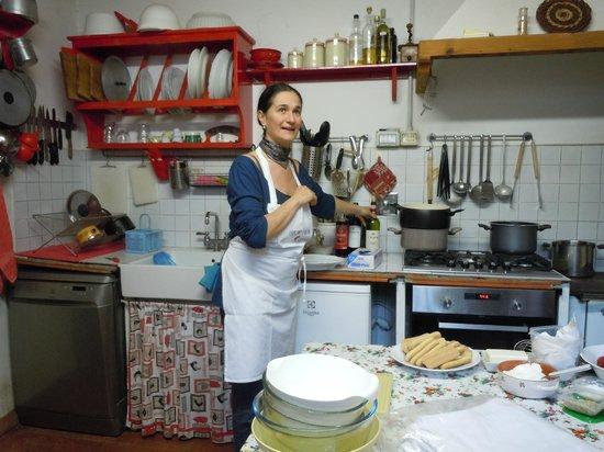 Cook Eat Italian: Manuela instructing