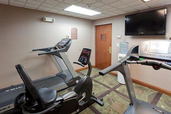 Holiday Inn Express Charleston / Southridge : Fitness Center