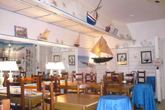 Hotel Le Vivier - Centre : la salle petit déj