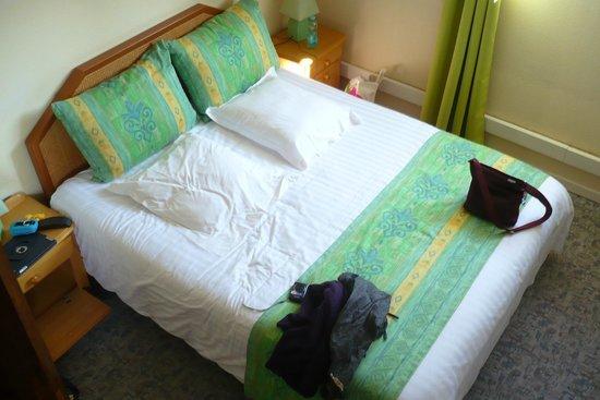 Hotel Le Vivier - Centre : le lit