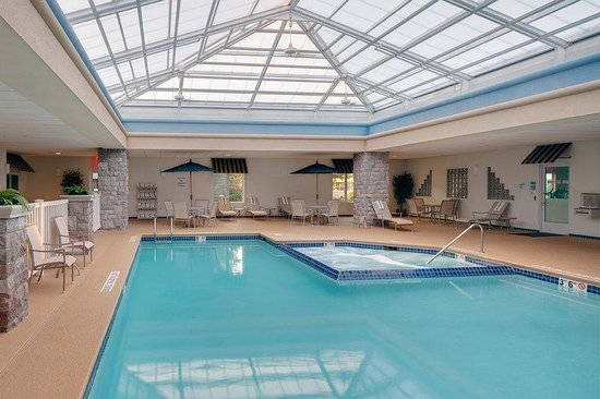 Holiday Inn Express & Suites Saginaw : Swimming Pool