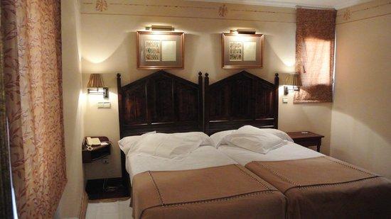 Parador de Olite: Las camas