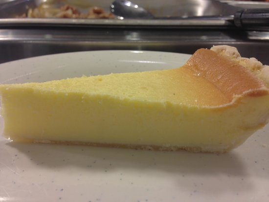 Hibachi Buffet and Sushi Bar: Home made Cheese cake