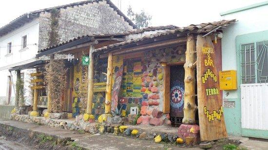 Hostal Refugio Terra Esperanza: Una casa de cuento en un pueblo de Esperanza puedes hacer trekking a volcan imbabura y otrasmont