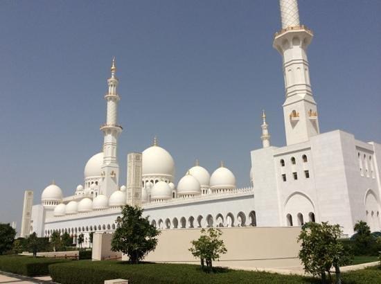 Mosquée Cheikh Zayed : красотища