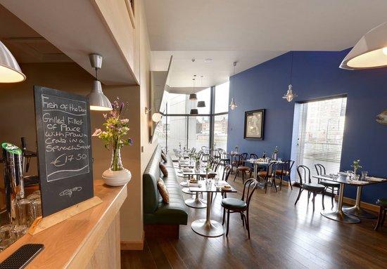 The d Hotel: De Lacy's Steak & Seafood Restaurant