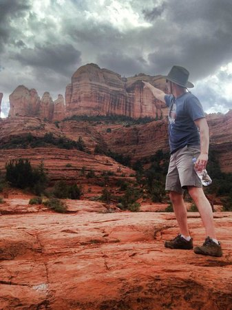L'Auberge de Sedona : Cathedral Rock (approx 9min drive from property)