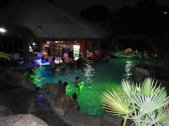 Los Lagos Hotel Spa & Resort: Pool bar