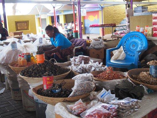 Katutura Township: food market in Katatura