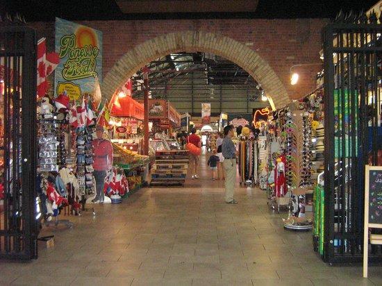 St. Lawrence Market: Interior