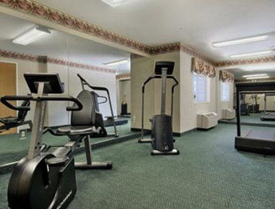 ‪‪Microtel Inn & Suites by Wyndham Charlotte/Northlake‬: Fitness Center‬