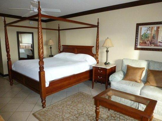 Sandals Grande St. Lucian Spa & Beach Resort : Suite