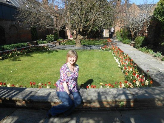Wilberforce House Museum: The gardens of Wilberforce House